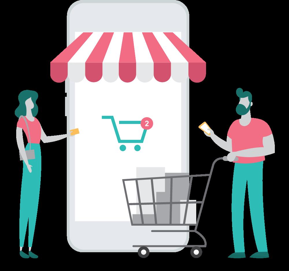 การตลาดออนไลน์สำหรับ Retail Marketing
