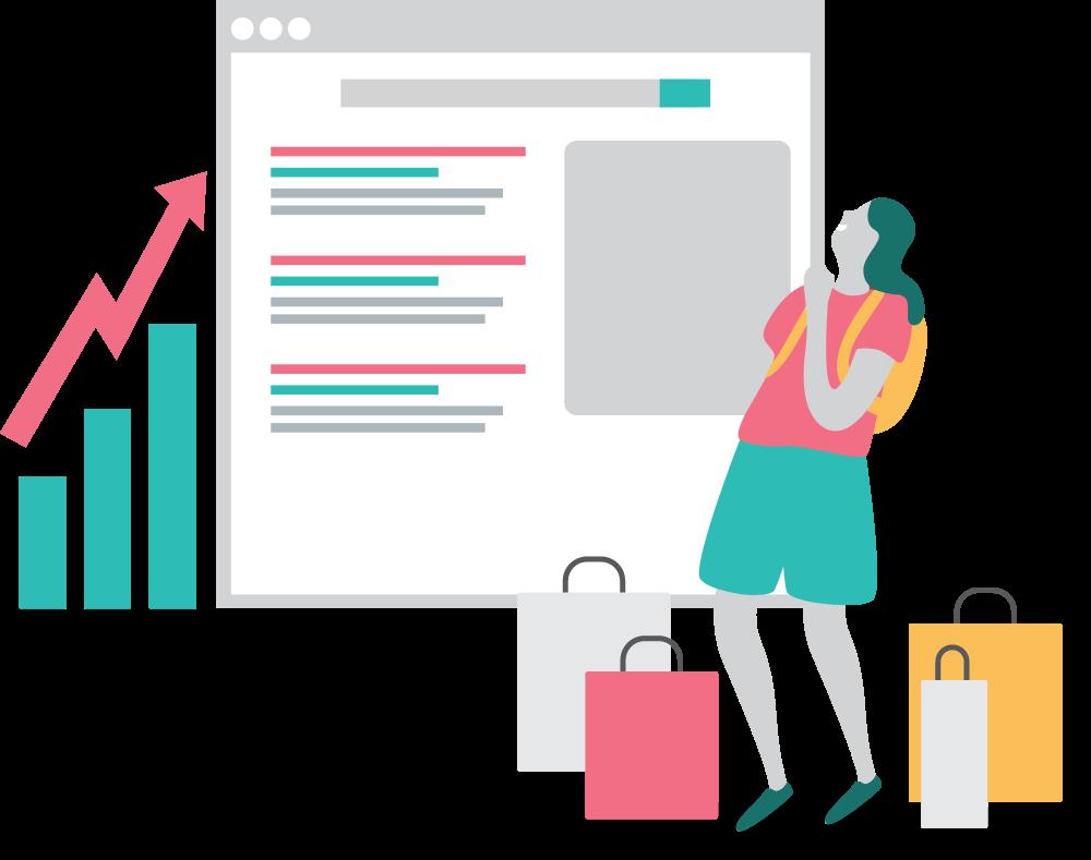 กลยุทธ์การตลาดออนไลน์สำหรับธุรกิจค้าปลีก