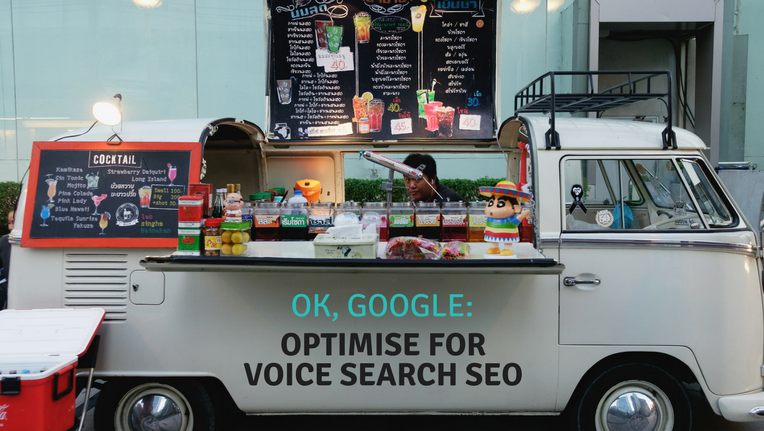 OK, Google: 4 Actionable Tips You Need to Improve Your Voice Search SEO